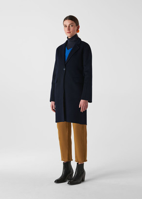 Nell Double Faced Coat
