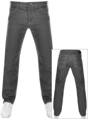 Giorgio Armani Emporio J21 Regular Fit Jeans Grey