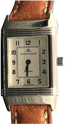 Jaeger-LeCoultre Reverso Silver Steel Watches