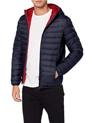 Schott NYC Men's Silverado Extra Light Down Jacket