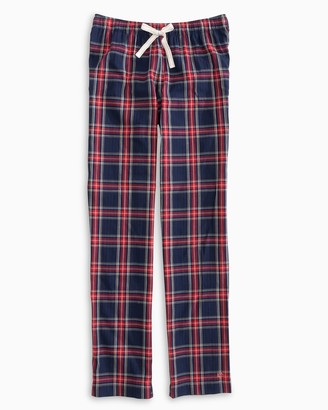 Southern Tide Plaid Lounge Pant