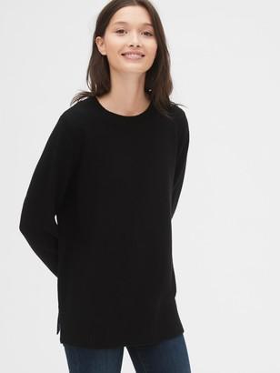 Gap Crewneck Tunic Sweater