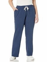 Thumbnail for your product : Amazon Essentials Women's Plus Size French Terry Fleece Sweatpant