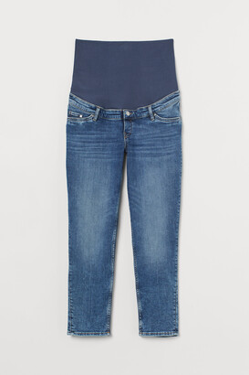 H&M MAMA Vintage Straight Jeans