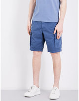 Michael Kors Straight-fit Stretch-cotton Cargo Shorts