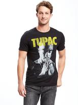 Old Navy Tupac Graphic Tee for Men