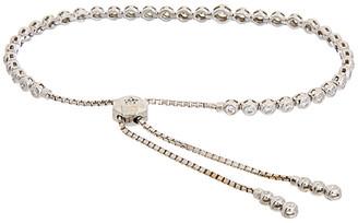 Diana M. Fine Jewelry 18K 1.00 Ct. Tw. Diamond Adjustable Bracelet