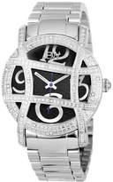 "JBW Women's JB-6214-C ""Olympia""Stainless Steel Designer Dial Diamond Watch"
