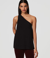 LOFT One Shoulder Shell
