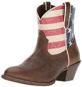 Ariat Women's Old Glory Gracie Western Cowboy Boot