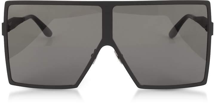 08fde6a856 Saint Laurent Betty Sunglasses - ShopStyle