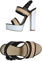 Vicini Platform sandals - Item 44470575