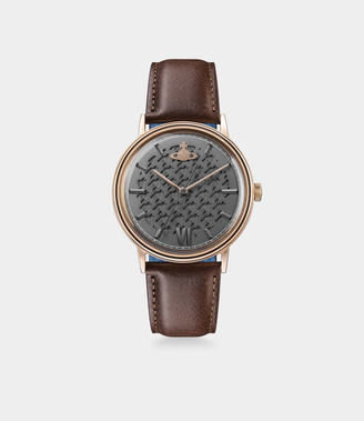 Vivienne Westwood Turnmill Watch Rose/Brown