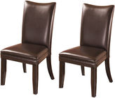 Signature Design by Ashley Charrell Set of 2 Side Chairs