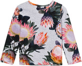 Molo Sugar Flowers Eva Long Sleeve T-Shirt