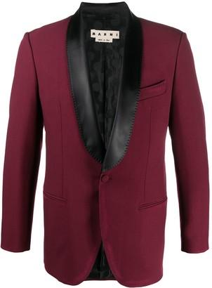 Marni Single-Breasted Suit Jacket