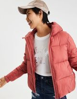 American Eagle Outfitters AE Short Puffer Jacket