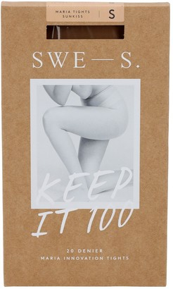 Swedish Stockings Maria Innovation Sheer Nylon Tights
