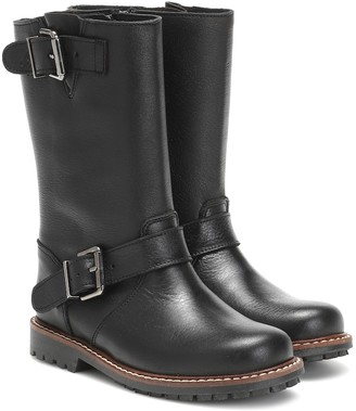 Bonpoint Leather boots