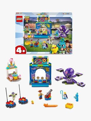 Lego Toy Story 4 10770 Buzz and Woody's Carnival Mania
