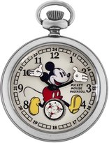 Ingersoll Women's Disney IND25834 Silver Stainless-Steel Automatic Watch with White Dial