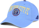 adidas New York City FC Performance Slouch Adjustable Cap