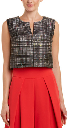 Milly Cropped Shell Top