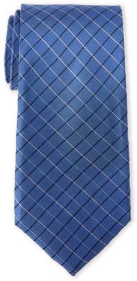 MICHAEL Michael Kors George Grid Silk Tie