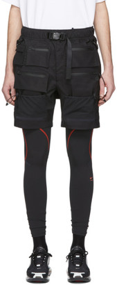 Nike Black MMW Edition M NRG Training Series 003 Hybrid Lounge Pants