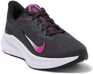 Nike Zoom Winflo 7 Running Shoe - Wide Width