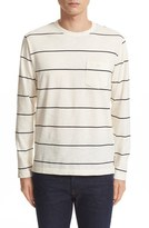 Todd Snyder Men's Stripe T-Shirt