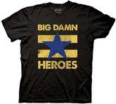 Ripple Junction Firefly Big Damn Heroes Independent Logo Mens T-Shirt | L