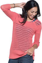 Toad&Co Floreana 3/4 Sleeve Sweater (Women's)