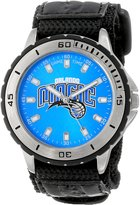 Game Time Men's NBA-VET-ORL Veteran Custom Orlando Magic Veteran Series Watch
