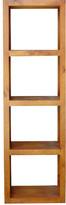 Danni 4 Cube Bookcase