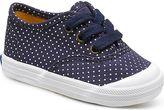 Keds Champion Lace Toe Cap Crib Sneaker