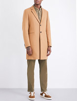Paul Smith Camel Sophisticated Coat