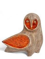 Jonathan Adler 'Glass Menagerie' Barn Owl Figurine