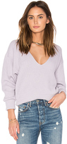 Free People Allure Pullover in Purple. - size L (also in )
