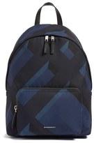 Burberry 'Abbeydale' Check Nylon Backpack