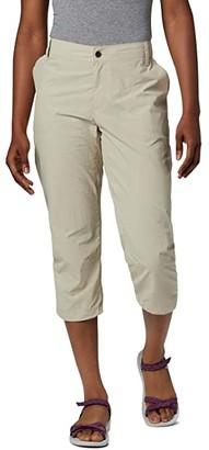 Columbia Silver Ridgetm 2.0 Capris (Fossil) Women's Casual Pants