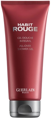 Guerlain Habit Rouge All-Over Shower Gel, 200ml