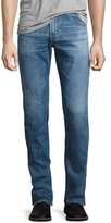 AG Adriano Goldschmied The Dylan 18 Years Edit Skinny Jeans, Blue
