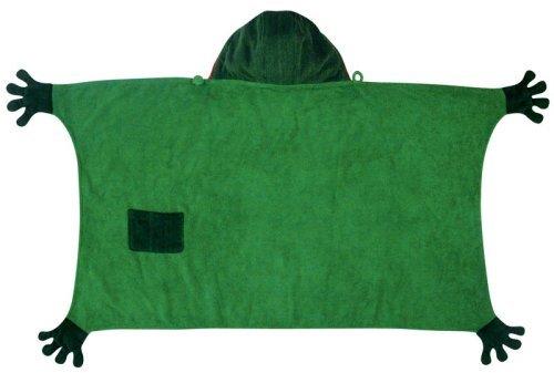 Kidorable Boys 2-7 Frog Towel