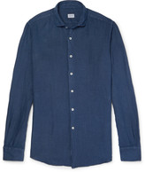 Incotex - Slim-fit Linen Shirt