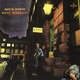 Baker & Taylor David Bowie, The Rise and Fall of Ziggy Stardust Vinyl Record