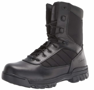 "Bates Footwear Men's 8"" Ultralite Tactical Sport Side Zip Military Boot"