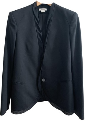 Helmut Lang Black Silk Jackets