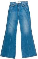 Current/Elliott Le Girl Crush Flared Jeans