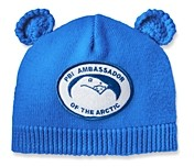 Canada Goose Unisex Pbi Collection Bear Ears Hat - Baby